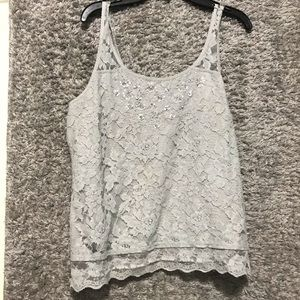 Abercrombie and Fitch Lacy Camisole ✨